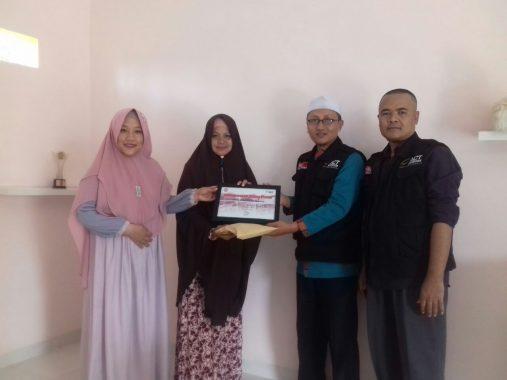 Yayasan Al Karim Salurkan Bantuan Korban Gempa Lombok ke ACT Lampung