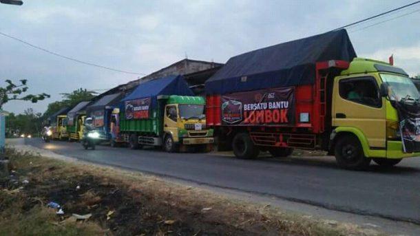 ACT Lampung Bersiap Kirim Truk Kemanusiaan ke Lombok