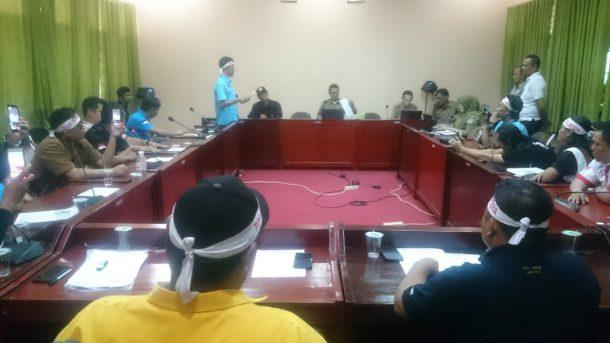 Tak Setuju Aturan Satwa Dilindungi, Pencinta Burung Kicau Datangi BKSDA Lampung