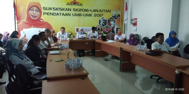 Indeks Demokrasi Indonesia untuk Lampung Masuk Kategori Sedang