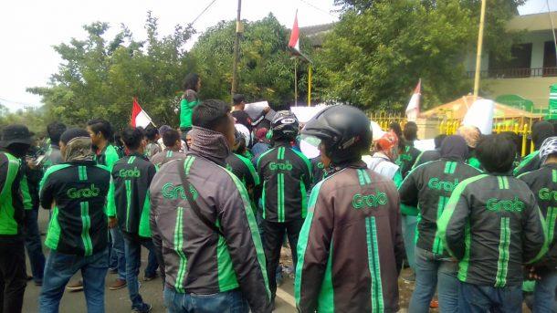 Didemo Berhari-Hari Pengemudi Grab di Bandar Lampung, Akhirnya Manajemen Ambil Sikap