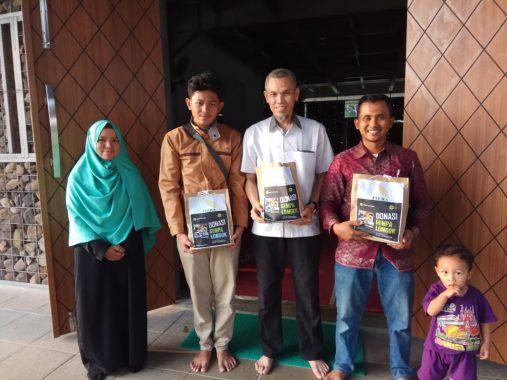 IZI Lampung-LDK Itera Galang Dana Korban Gempa Lombok