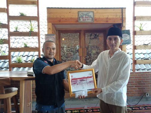Oraqle Store Serahkan Donasi untuk Palestina ke ACT Lampung