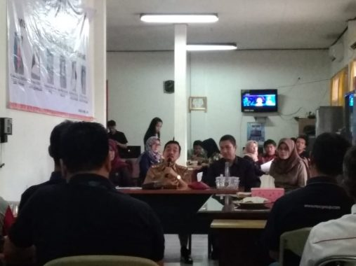 Kadis Kominfotik Lampung Minta Lembaga Penyiaran Tidak Produksi Konten Buruk