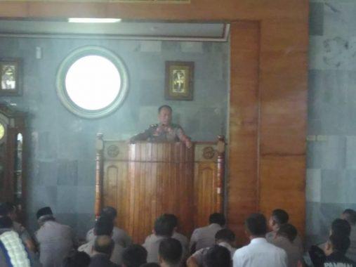 Irjen Suntana Sebut Alquran Saat Beri Pesan Terakhir sebagai Kapolda Lampung