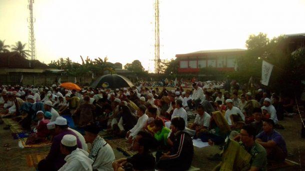 Jamaah Majelis Taklim An Nahdlah Bandar Lampung  Ungkap Alasan Rayakan Idul Adha Hari Ini