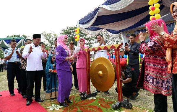 Bunda PAUD Lampung Selatan: Keluarga Indonesia Berkualitas Tanggung Jawab Bersama