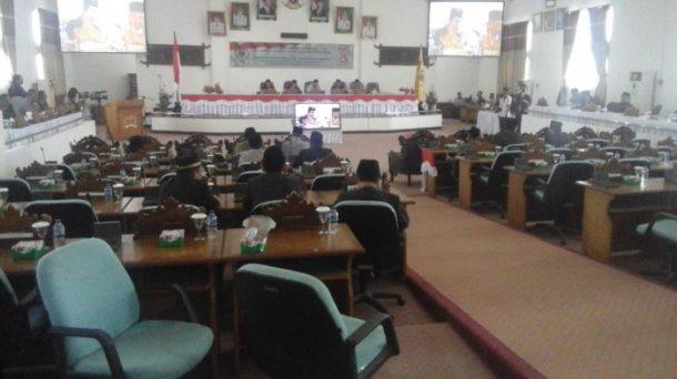 Advertorial: DPR Lampung Tengah Gelar Rapat Paripurna Istimewa HUT RI Ke-73