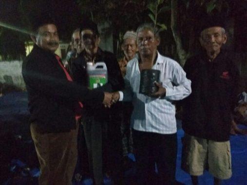 Advertorial: Reses di Kampung Nambah Dadi, Anggota DPRD Lampung Tengah Sumarsono Serap Keluhan Petani