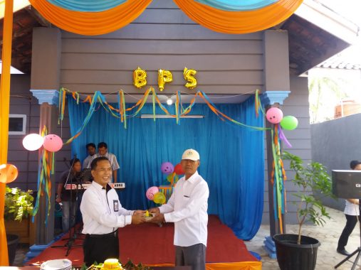 BPS Lampung Utara Minta Pemda Akurat Beri Data Pembangunan