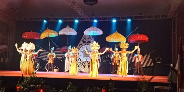 Kagama Lampung Lestarikan Budaya Nusantara