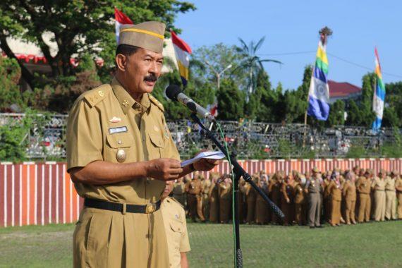 Pemprov Lampung Minta OPD Perhatikan Asas Manfaat