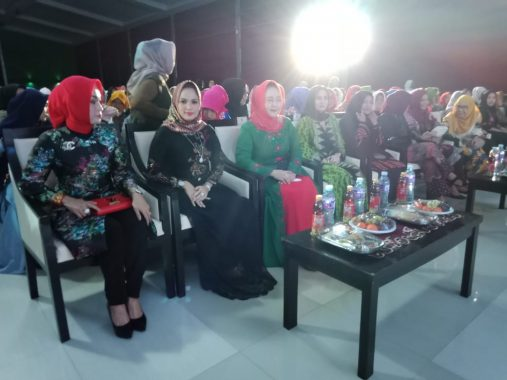Melly Goeslaw Bersiap Konser Kemanusiaan Palestina-Lombok Gelaran ACT Lampung