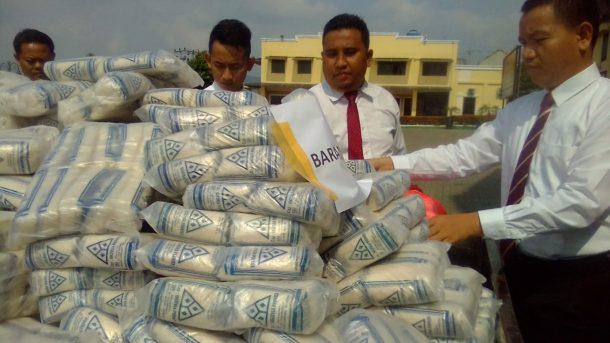 Pemprov Lampung-Pemkab Lampung Tengah Rapat Persiapan Pelantikan Loekman Djojosoemarto