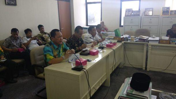 Dinsos Lampung Ikuti Rakor Bansos Pangan di Bogor