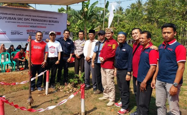 SRC Lampung Jaga Komitmen Sinergi dengan ACT Lampung