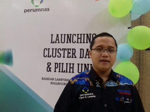 Perumnas Lampung Segera Luncurkan Cluster Bukit Mutiara Kemiling Akhir Oktober Ini