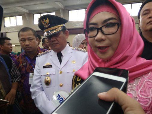 Usai Dilantik, Bupati Tanggamus Dewi Handajani Kebut Kawasan Industri Maritim