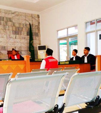 LBH Tani Minta Sambudi Dilepaskan dari Tuntutan Hukum, Wahrul Fauzi Berikan Dukungan