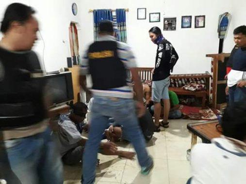 Polres Lampung Timur Bekuk 3 Perempuan Sedang Konsumsi Sabu-Sabu