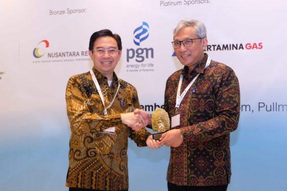 Gubernur Lampung Ridho Ficardo Tampil di Forum Internasional di Singapura