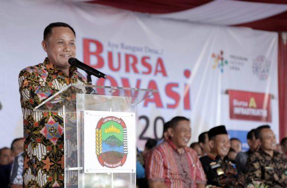 Nanang Ermanto Alokasikan Dana CSR Rp2,5 Miliar Perbaiki Jembatan Pasar Inpres Kalianda