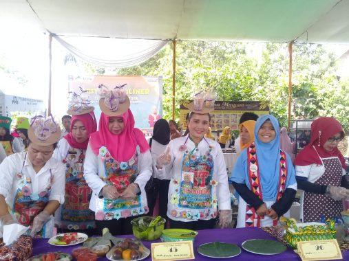 Menikmati Keindahan Alam dan Kuliner Khas Tanggamus di Festival Teluk Semaka 2018