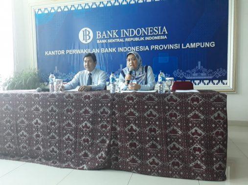 BI Lampung Nilai Pertumbuhan Ekonomi Global Tidak Merata