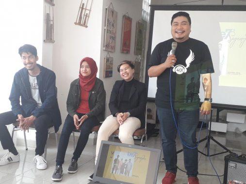 Grup Band BE7 Ingin Angkat Nama Lampung ke Belantika Musik Nasional