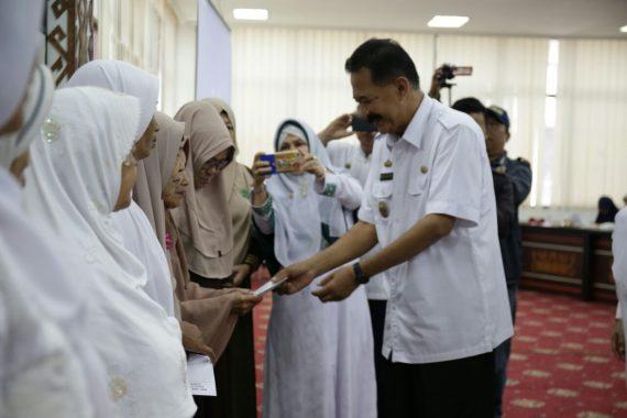 Renovasi Balai Wartawan H Solfian Akhmad, Gubernur Ridho Dipuji Ketua Umum PWI Pusat