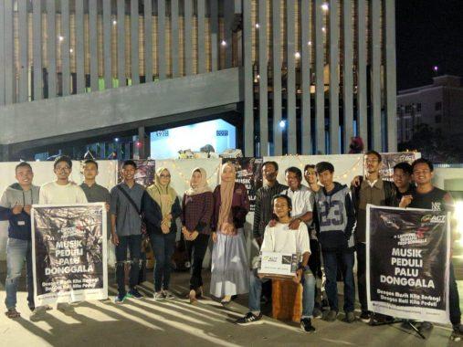 Youth Music Festival Ajang Penggalangan Dana Korban Bencana di Palu-Donggala