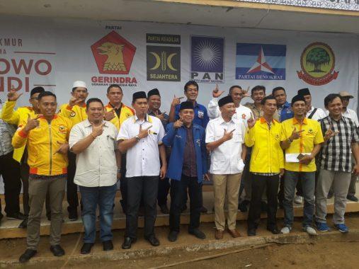 Tim Pemenangan Prabowo-Sandiaga Uno Terbentuk