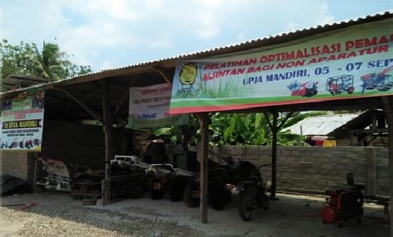 Hari Pangan Sedunia, Lampung Masuk Lima Terbaik Pengelolaan Alsintan