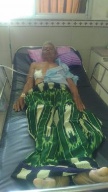 Kakek 73 Tahun Patah Tulang Rusuk Diserang Gajah Liar Taman Nasional Way Kambas