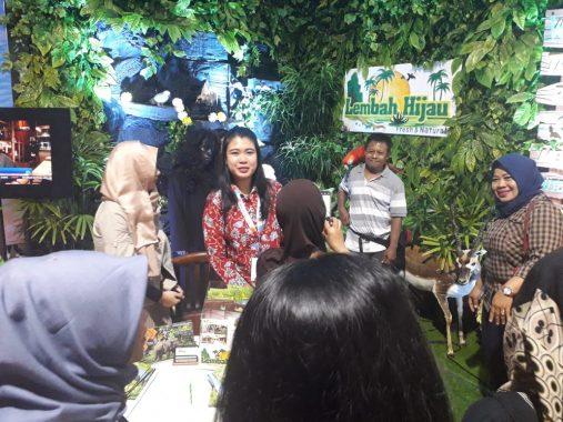 Ada Genderuwo di Stan Lembah Hijau Lampung Fair 2018