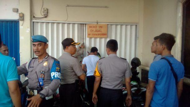 Warga Berkerumun Kepung Jambret, Petinggi Polda Lampung dan Polresta Turun Lapangan