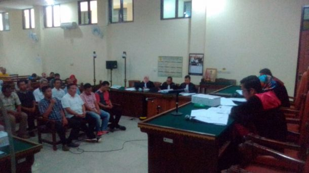 Terdakwa Suap Zainudin Hasan Kembali Jalani Persidangan di Pengadilan Negeri Tanjungkarang