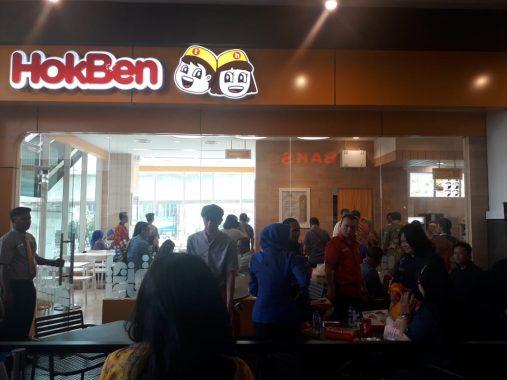 Restoran Siap Saji HokBen Siap Manjakan Penyuka Kuliner di Bandar Lampung