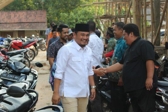 Wahrul Fauzi Silalahi Bertekad Sejahterakan Rakyat