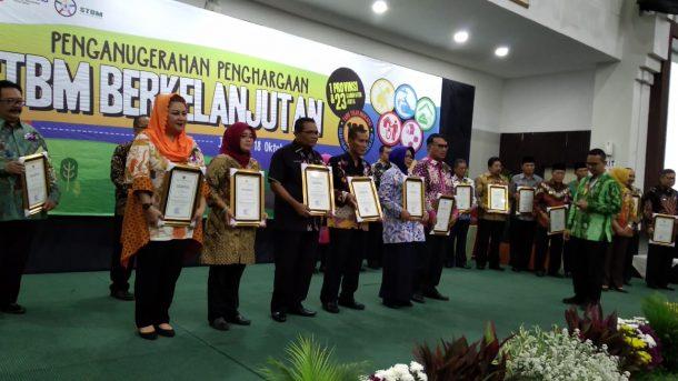 Pringsewu Raih STBM Award