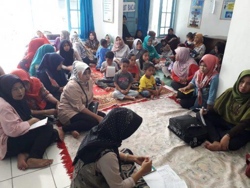 Forum Puspa Gelar Pelatihan Ekonomi Keluarga Berbasis Lingkungan