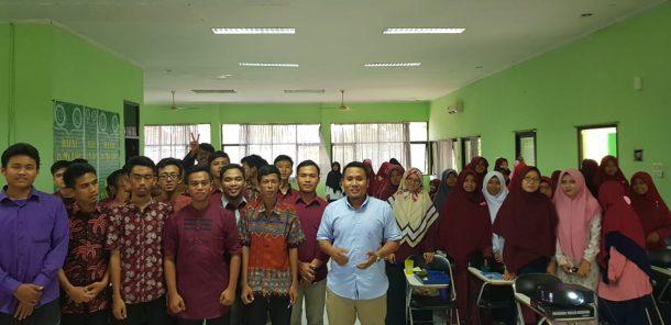 Isi Materi Daurah, Tokoh Muda Lampung Sidik Efendi Ajak Aktivis Melek dan Berkiprah di Politik