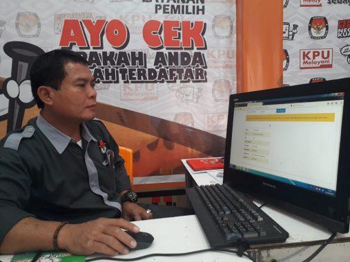 KPU Manfaatkan Lampung Fair Serap Partisipasi Pemilih
