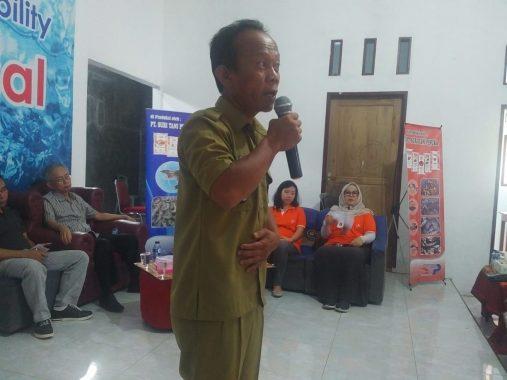 Kades Sukajaya Apresiasi Khitanan Massal PT Suri Tani Pemuka Lampung
