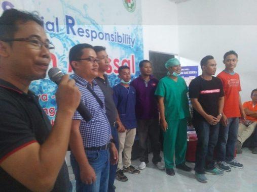 Khitanan Massal PT Suri Tani Pemuka Lampung, RS Advent Kirim 12 Petugas Medis