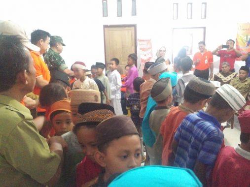 Warga Sukajaya Senang Anak-Anak Ikuti Khitanan Massal PT Suri Tani Pemuka Lampung