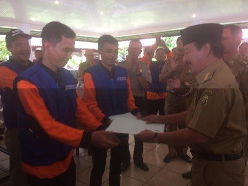 Usai Jadi Relawan di Palu, 2 Perawat Ini Diberi SK Kontrak Kerja oleh Wali Kota Bandar Lampung Herman HN