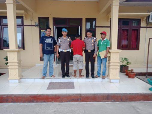 Tega Benar Ayah Tiri di Lampung Timur Ini