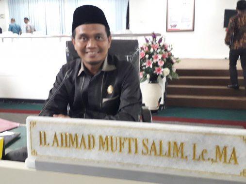 Mufti Salim Sodorkan Nama Kader Calon Pendamping Bupati Lampung Tengah Loekman
