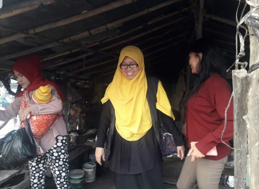 Yuni Karnelis Ajak Keluarga Muslim Teladani Akhlak Nabi Muhammad Saw